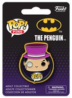 Imagen de DC Universe POP! Pins Chapa The Penguin