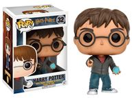 Imagen de Harry Potter POP! Movies Vinyl Figura Harry With Prophecy 9 cm