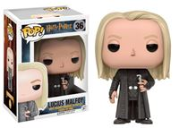 Imagen de Harry Potter POP! Movies Vinyl Figura Lucius Malfoy 9 cm