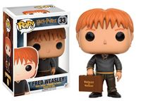 Imagen de Harry Potter POP! Movies Vinyl Figura Fred Weasley 9 cm