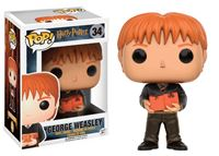 Imagen de Harry Potter POP! Movies Vinyl Figura George Weasley 9 cm