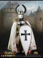 Imagen de 1/6 SERIES OF EMPIRES TEUTONIC KNIGHTS