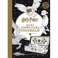 Imagen de HARRY POTTER MINI LIBRO PARA COLOREAR