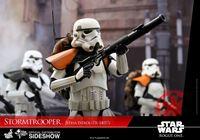 Imagen de Star Wars Rogue One Figura Movie Masterpiece 1/6 Stormtrooper Jedha Patrol TK-14057 30 cm