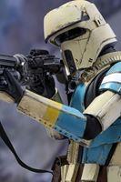 Imagen de Star Wars Rogue One Figura Movie Masterpiece 1/6 Shoretrooper 30 cm