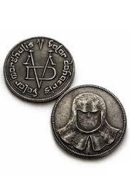 Imagen de Juego de Tronos Moneda de colección Iron Coin of the Faceless Man