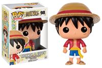 Imagen de One Piece POP! Television Vinyl Figura Monkey D. Luffy 9 cm