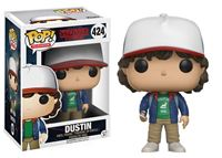 Imagen de Stranger Things POP! TV Vinyl Figura Dustin 9 cm
