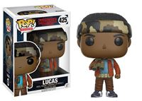 Imagen de Stranger Things POP! TV Vinyl Figura Lucas 9 cm