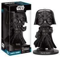 Imagen de Star Wars Rogue One Wacky Wobbler Cabezón Darth Vader 16 cm
