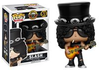 Imagen de Guns N´ Roses POP! Rocks Vinyl Figura Slash 9 cm