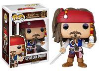 Imagen de Piratas del Caribe POP! Vinyl Figura Captain Jack Sparrow 9 cm