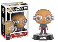 Imagen de Star Wars Episode VII POP! Vinyl Cabezón Maz Kanata 9 cm