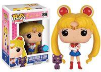 Imagen de Pop! Anime: Sailor Moon - Sailor Moon & Luna Glitter LE