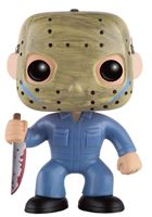 Imagen de Viernes 13 POP! Movies Vinyl Figura Jason Voorhees New Beginning 9 cm