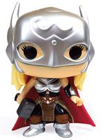 Imagen de Marvel Comics POP! Marvel Vinyl Figura Lady Thor Secret Wars Limited 9 cm