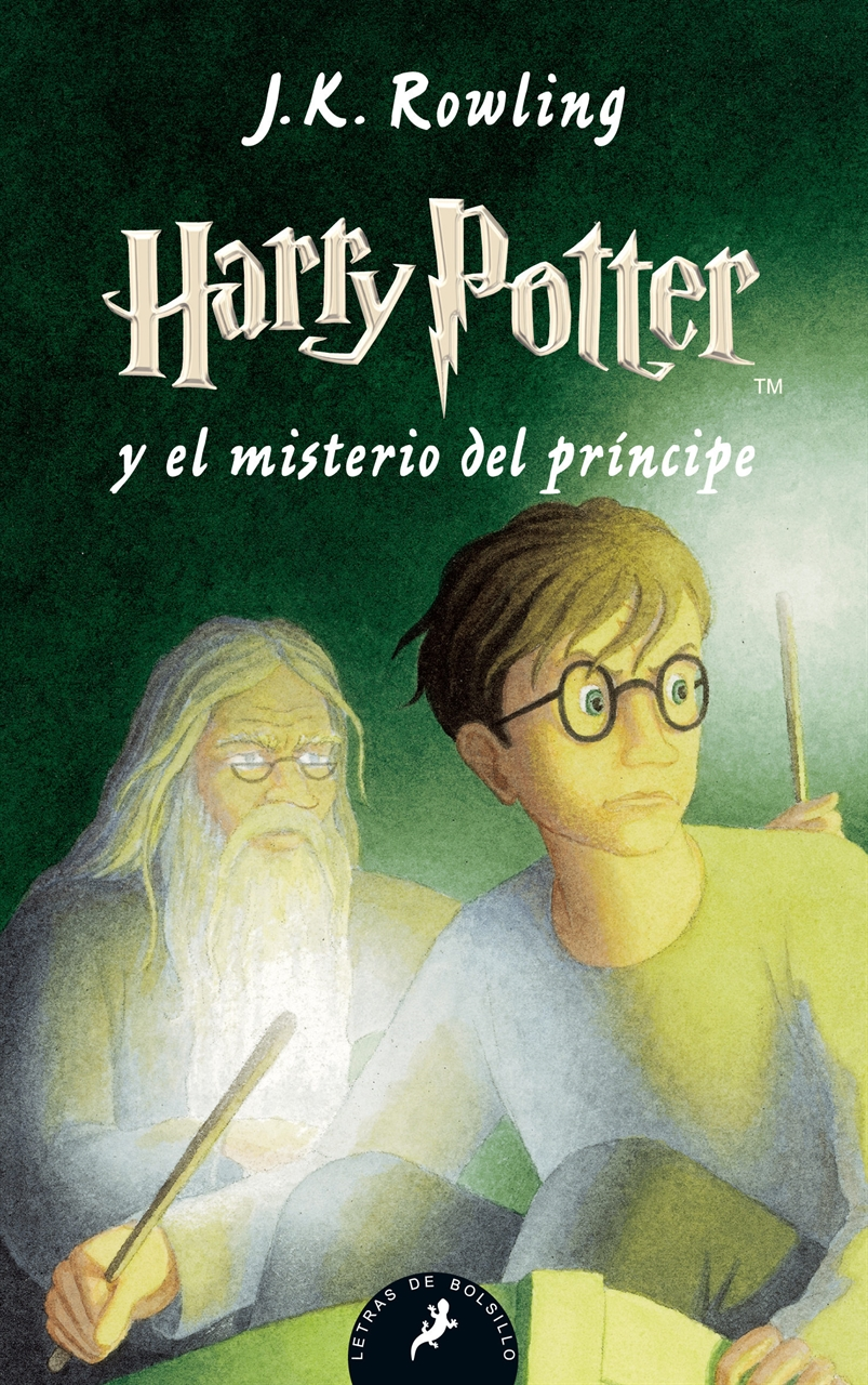 Imagen de HARRY POTTER Y EL MISTERIO DEL PRINCIPE EDICIÓN BOLSILLO