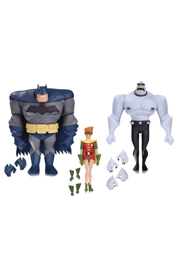 Imagen de Batman The Animated Series: Pack de 3 Figuras Legends of the Dark Knight