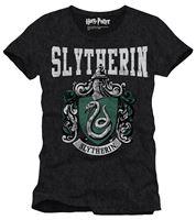 Imagen de Harry Potter Camiseta Slytherin Crest CHICO TALLA S