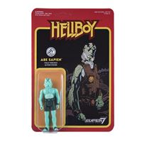 Imagen de Hellboy ReAction Figura Abe Sapiens 10 cm