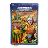 Imagen de Masters del Universo ReAction Figura Man-At-Arms 10 cm
