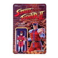 Imagen de Street Fighter II ReAction Figura M. Bison 10 cm