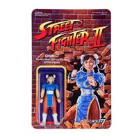 Imagen de Street Fighter II ReAction Figura Chun-Li 10 cm