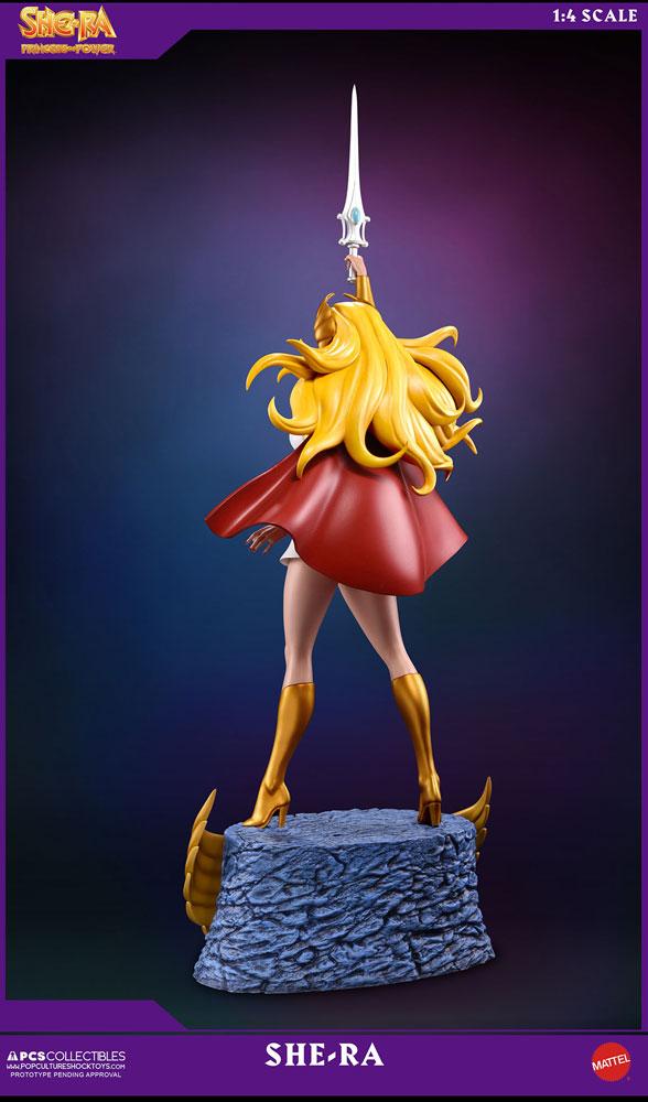 Imagen de Masters del Universo Estatua 1/4 She-Ra 73 cm