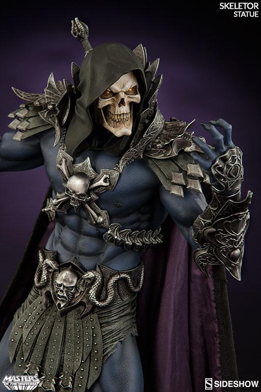 Imagen de Masters del Universo Estatua Skeletor 55 cm