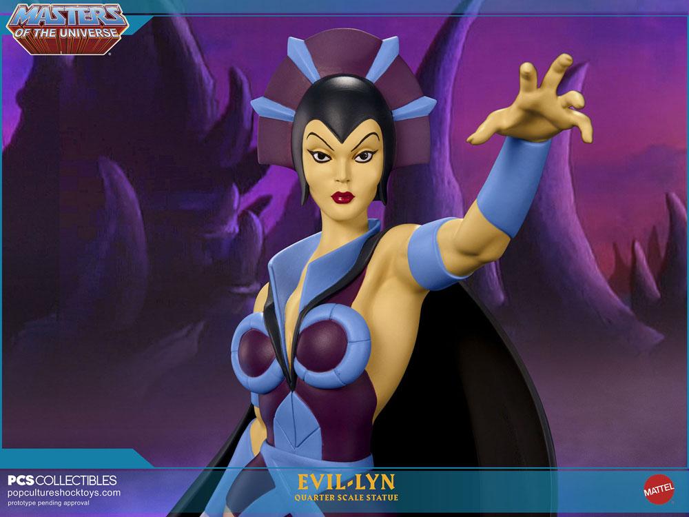 Imagen de Masters del Universo Estatua 1/4 Evil Lyn 41 cm