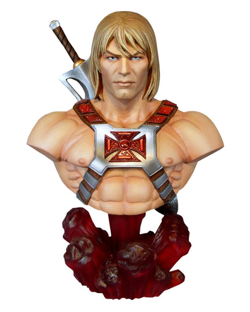 Imagen de Masters del Universo Busto He-Man 20 cm
