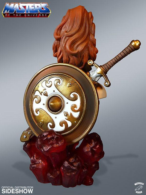 Imagen de Masters del Universo Busto Teela 18 cm