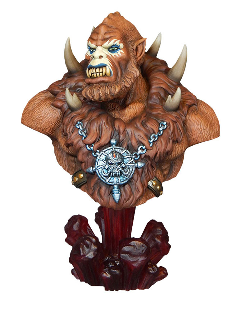 Imagen de Masters del Universo Busto Beastman 25 cm