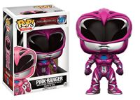 Imagen de Power Rangers POP! Movies Vinyl Figura Pink Ranger 9 cm