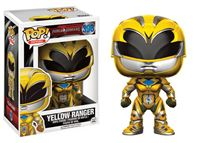 Imagen de Power Rangers POP! Movies Vinyl Figura Yellow Ranger 9 cm