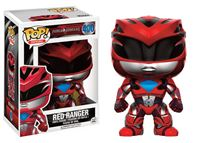 Imagen de Power Rangers POP! Movies Vinyl Figura Red Ranger 9 cm