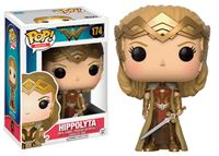 Imagen de Wonder Woman Movie POP! Heroes Vinyl Figura Hippolyta 9 cm