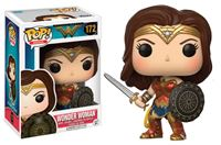 Imagen de Wonder Woman Movie POP! Heroes Vinyl Figura Wonder Woman 9 cm