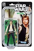 Imagen de Star Wars 40th Anniversary Black Series Figuras 15 cm Han Solo