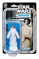 Imagen de Star Wars 40th Anniversary Black Series Figuras 15 cm Princesa Leia