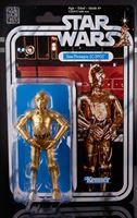 Imagen de Star Wars 40th Anniversary Black Series Figuras 15 cm C-3PO
