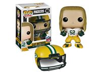 Imagen de NFL POP! Football Vinyl Figura Clay Matthews (Packers) 9 cm