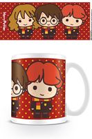 Imagen de Harry Potter Taza Kawaii Harry Ron Hermione