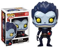 Imagen de Death Note POP! Animation Vinyl Figura Ryuk 9 cm