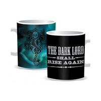 Imagen de Harry Potter Taza Termica The Dark Lord Shall Rise Again
