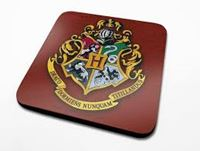 Imagen de Harry Potter Set de 6 Posavasos Hogwarts