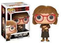 Imagen de Twin Peaks POP! Television Vinyl Figura The Log Lady 9 cm
