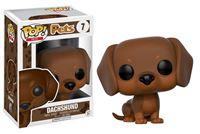 Imagen de Funko Figura POP! Pets Dachshund 9 cm