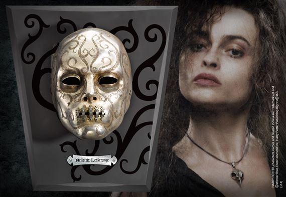 Imagen de Máscara de Bellatrix Lestrange