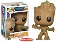 Imagen de Guardianes de la Galaxia Vol. 2 POP! Marvel Vinyl Super Sized Figura Young Groot 25 cm